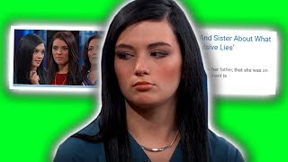 Dr. Phil Embarrasses Lying Teen on National Television