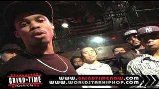 Grind Time Now Presents: Brixx Belvedere vs E-Dub