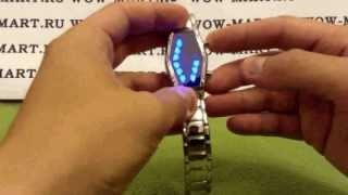 LED часы Sauron(взрывные часы в японском стиле - глаз Sauron. купить можно здесь http://wow-mart.ru/sauron/, 2013-05-23T18:23:29.000Z)
