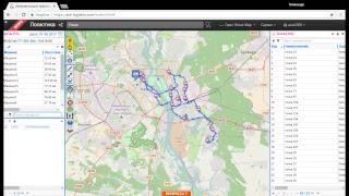 Расчет маршрутов с учетом габаритов и грузоподъемности.