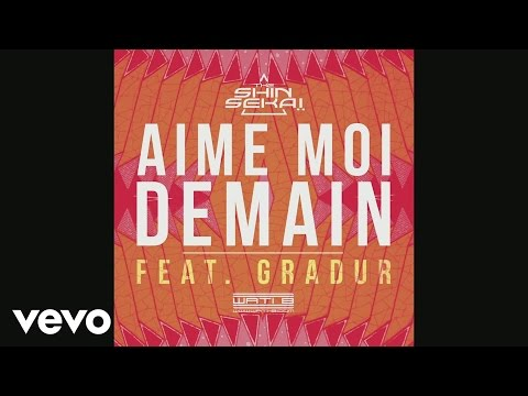 The Shin Sekaï - Aime-moi demain (Audio) ft. Gradur