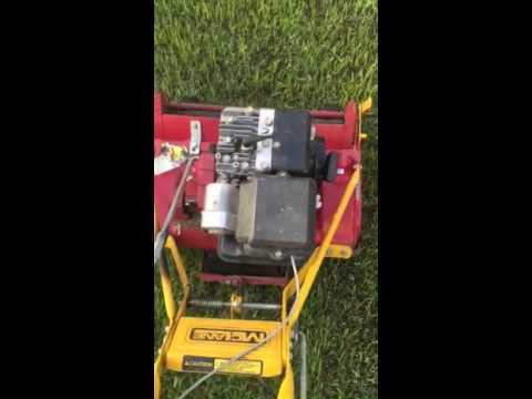 Mclane Reel Mower