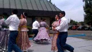 Ballet folklorico alta california, junio 10, 2011