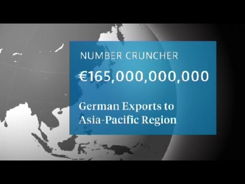 German Exports to Asia-Pacific Region
