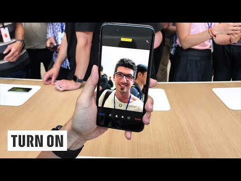 iPhone X im Hands-on: Topmodell mit randlosem OLED-Display – TURN ON Tech
