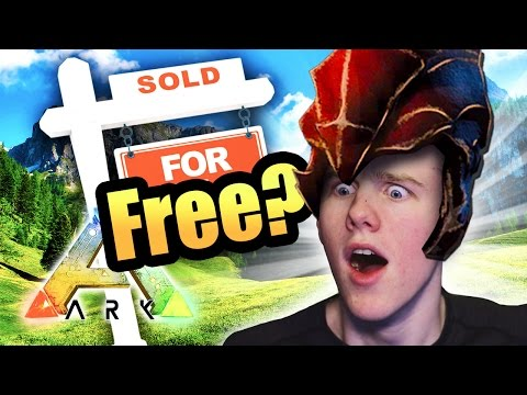 BUYING A HOUSE FOR FREE? Ark: Survival The Center