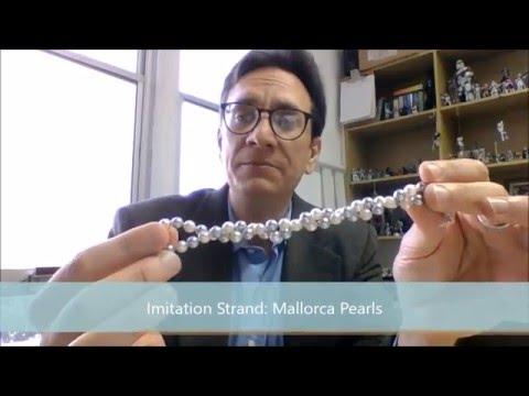 Pearl Identification: Body Heat Test