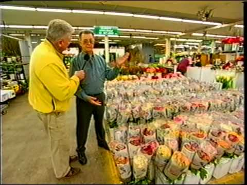 Los angeles flower market tour with johnny mellano part 1 for Johnny s fish market