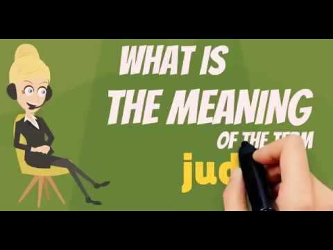 What Is Judo | What is The Meaning Of The Terms Judo