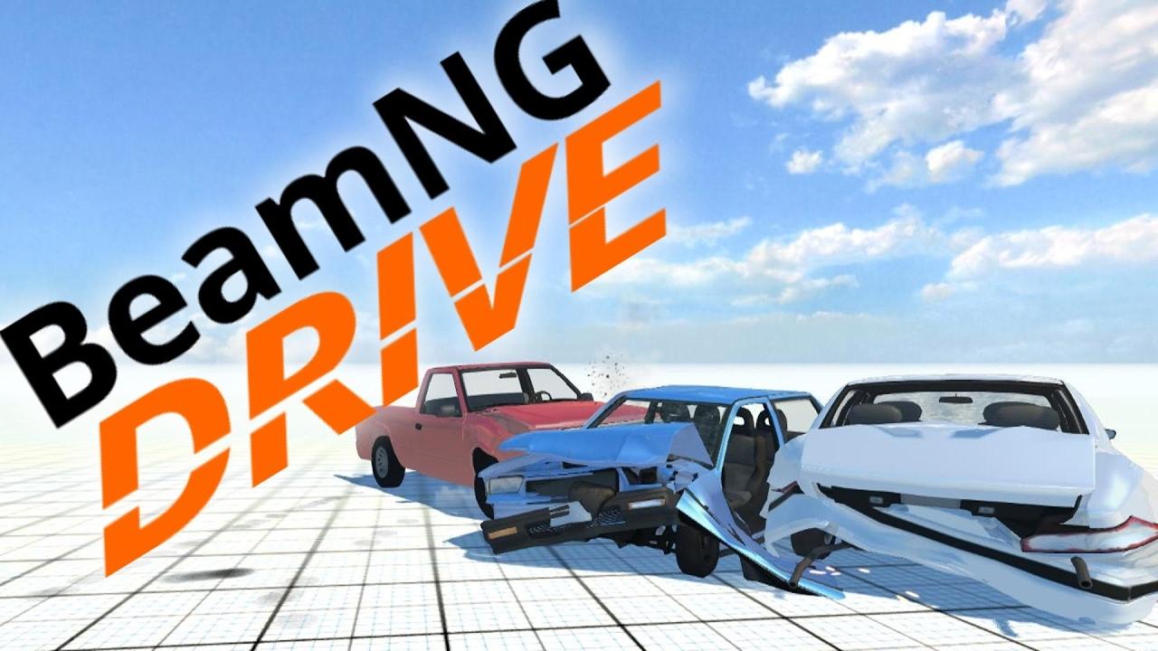 تحميل لعبة beamng drive 2019