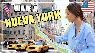 VIAJE A NUEVA YORK 🚕¡lo que NO SABÍAS de NYC! 🇺🇸M...