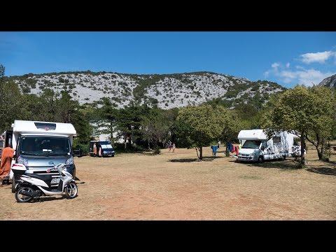 Mit dem Wohnmobil nach Kroatien 2016