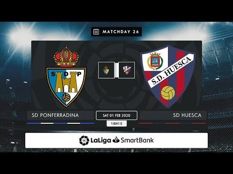 SD Ponferradina - SD Huesca MD26 S1815