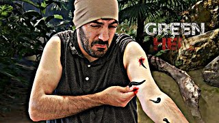 Me ATACAN las SANGUIJUELAS - Green Hell #2 (Survival Game)