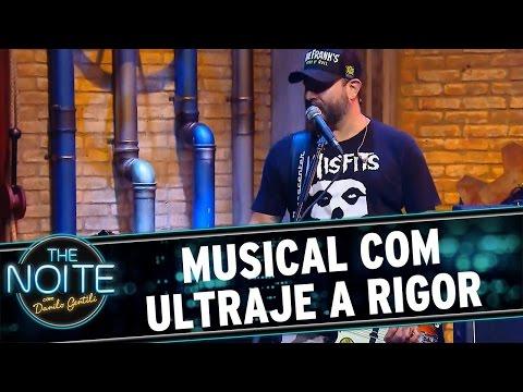 The Noite (16/06/16) - Musical com Ultraje a Rigor