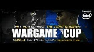 Round 6: Fiva55 (N) vs. Tigga (P) - Wargame Cup Match