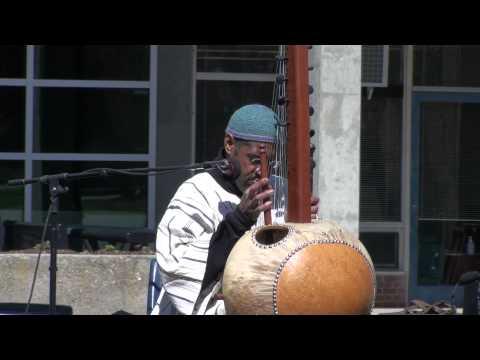 World Music Festival: West African Harp