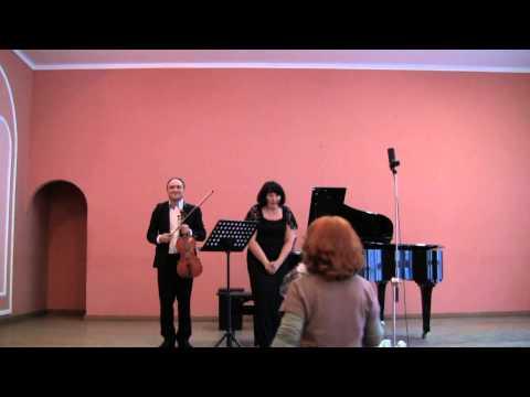 Трек Театр старинной музыки - Ария из Страстей по Матфею Баха (скрипка - Марина) в mp3 256kbps