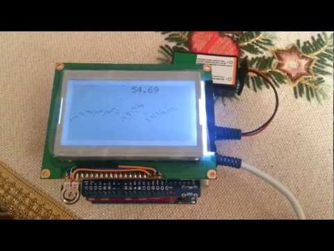 Portable Arduino ECG Monitor