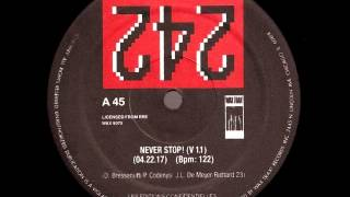 Front 242 - Never Stop! (V 1.1)