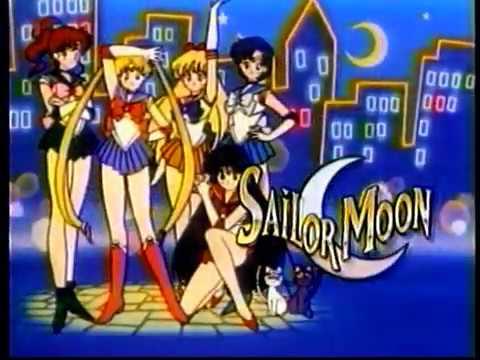 Sailor Moon Opening Latino (Cloverway).