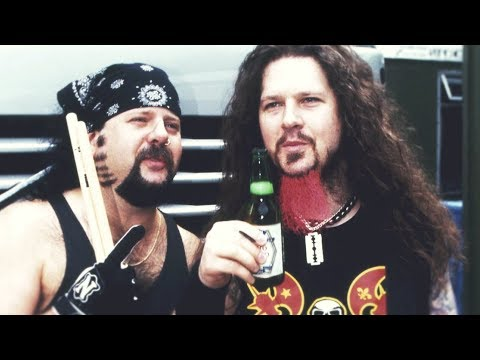 Jeff K - The History Of Puck Off Pantera's Impromptu Dallas Stars Anthem