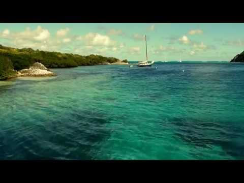 Tobago Cays of St.Vincent & the Grenadines