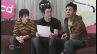 Jonas Brothers Funny Moments Part 1