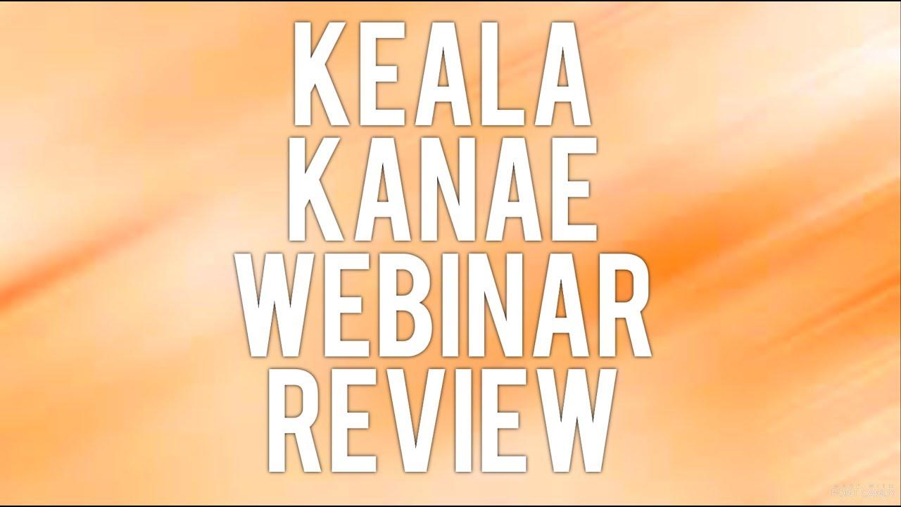 Affiliate Marketing Keala Kanae