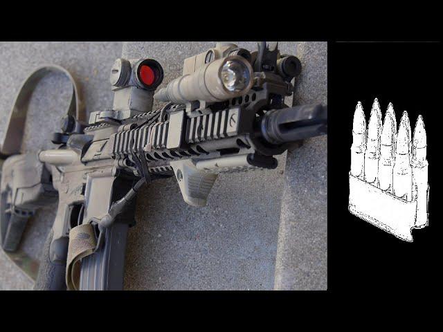 Review: Daniel Defense MK18 (M4A1 CQB)