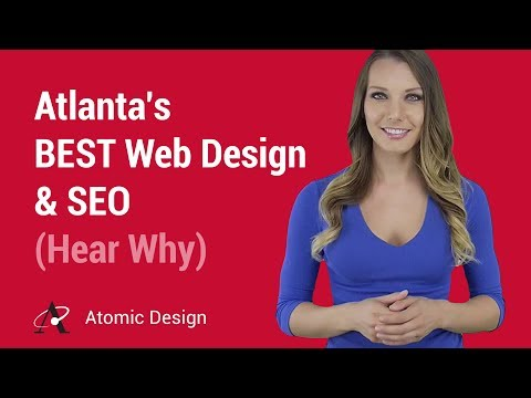 Atomic Design Atlanta, GA: The BEST Company of 2018!  (404) 793-8865
