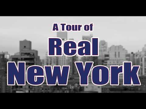 Tour Of Real New York With Real New Yorkers.