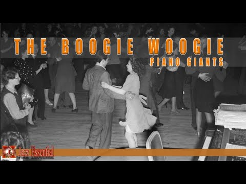The Boogie Woogie Piano Giants