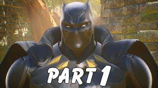 MARVEL VS. CAPCOM: INFINITE Walkthrough Gameplay Part 1 - UNMASKED [1080p HD PS4]