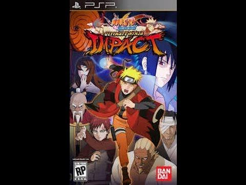 สอน โหลด Naruto PSP บน PC
