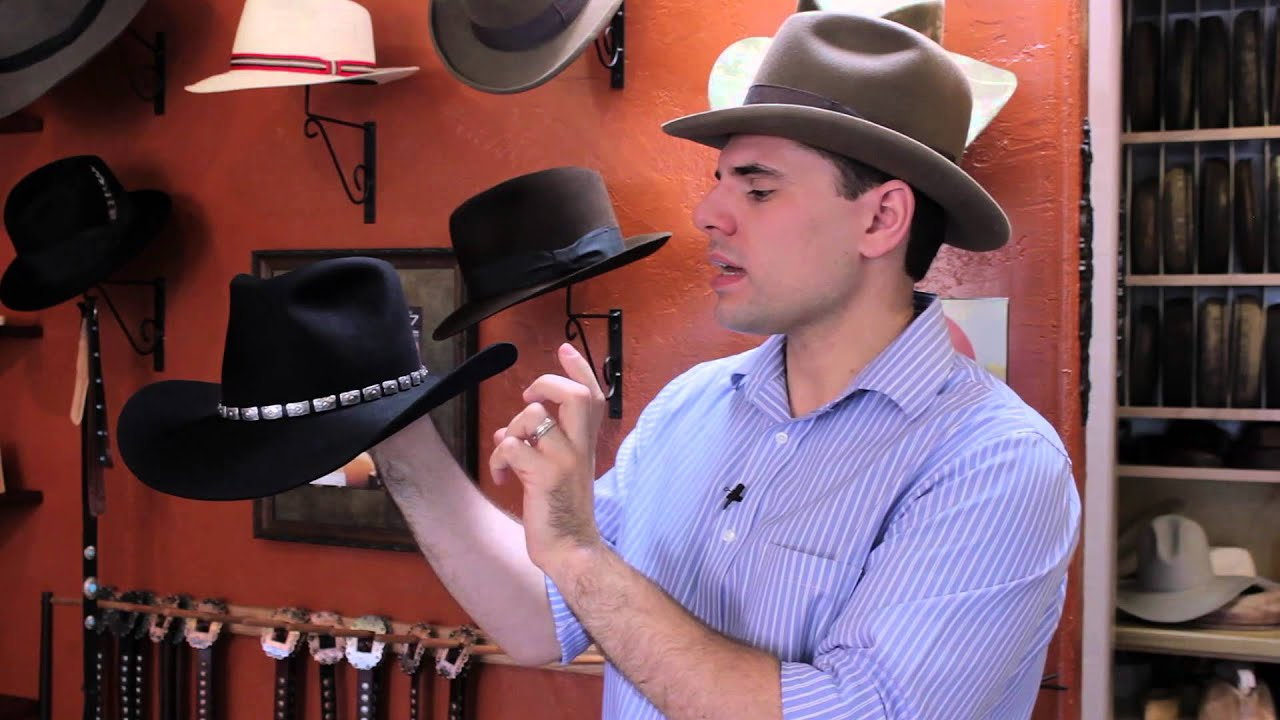 e4758d8a How to Buy Stetson Hats : Styling With Hats - YouTube