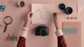 Unlock your creative potential with the EOS 1300D - Canon