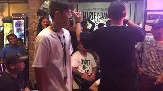 Rap Battle | UnderGround | Rap Việt | Rap dizz nhau | Quang Tèo vs Dick