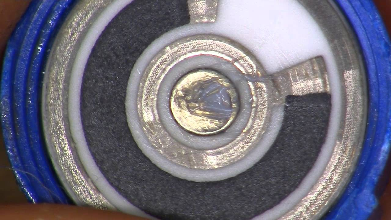 Probably not fake Bourns potentiometer teardown