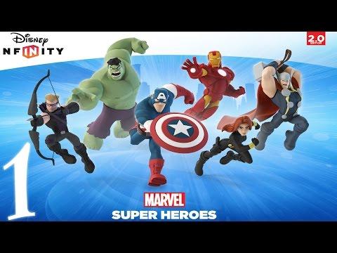 Прохождение Мстители: Инициатива - Часть 1