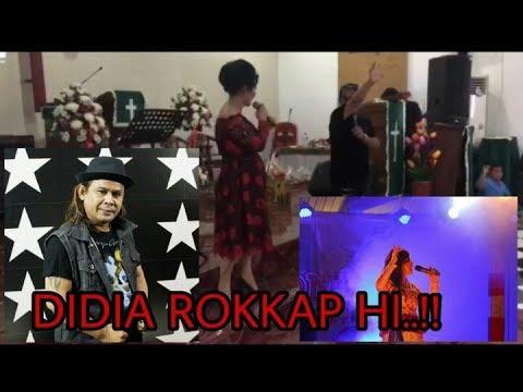 MERINDING..!!! Putri Silitonga Duet bareng Erik Sihotang | Didia Rokkap hi | Live HKBP