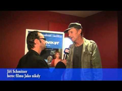 Reportáž k filmu Jako nikdy - CSFilm