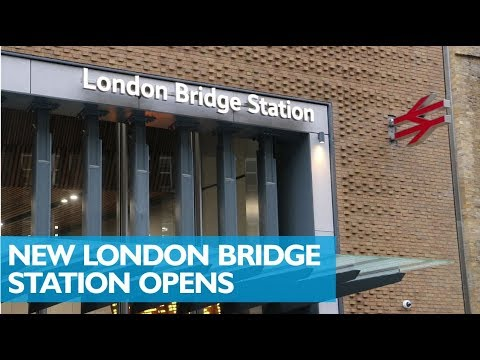 New London Bridge Station