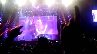 Iron Man - Ozzy Osbourne (intro) - Monsters of Rock 2015