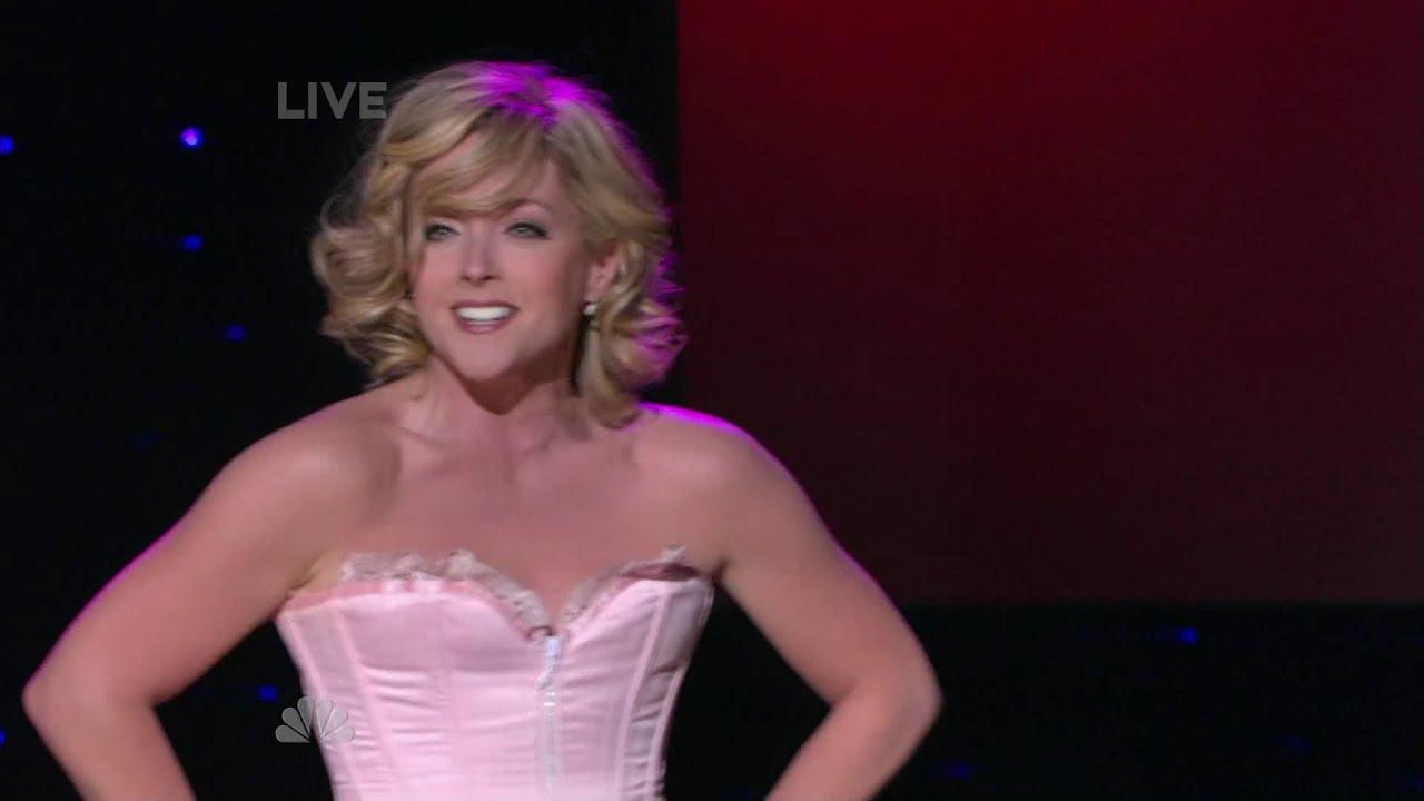 Jane Krakowski Hot - Rosie Live
