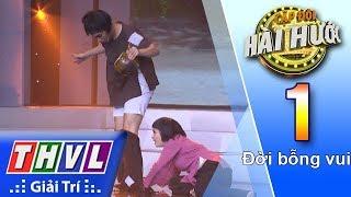 THVL | Cặp đôi hài hước 2018 – Tập 1[3]: Vợ thằng Đậu - Bảo Chu, Sơn Ca