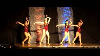 Reno Latin Dance Fest 2017 Yemaya Salsa Ladies