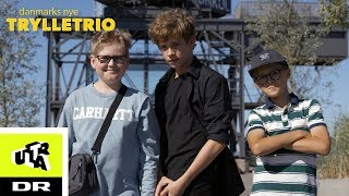 Vi er Danmarks nye Trylletrio! (Afsnit 1) | Danmarks nye trylletrio |Ultra