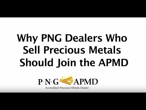Why Precious Metal Dealers Should Join the APMD