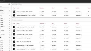 Teasing Genymotion Desktop 3.0 - Filter Toolbar thumbnail